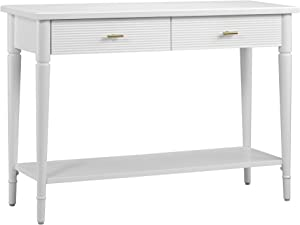 Amazon Brand – Ravenna Home Classic Console Table, 42