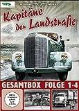Kapitäne der Landstraße - Folge 1-4/Gesamtbox