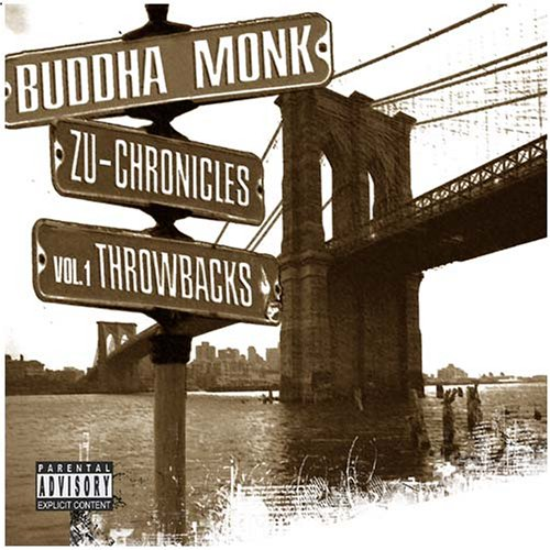 CD : Buddha Monk - Zu Chronicles V.1 (CD)