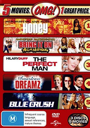 American Honey (American Dreamz + Blue Crush + Bring it On - All or Nothing + Honey + The Perfect)