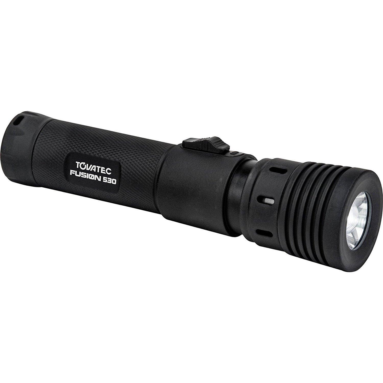 Tovatec Fusion 530 Lm Video LED Dive Light by Innovative Scuba Concepts