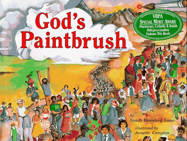 Cover of God's Paintbrush