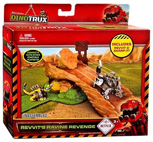 Dinotrux Revvit's Ravine Revenge Playset