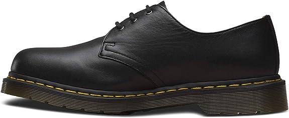 Dr. Martens 1461, Zapatos. Hombre, Black Black, 42 EU