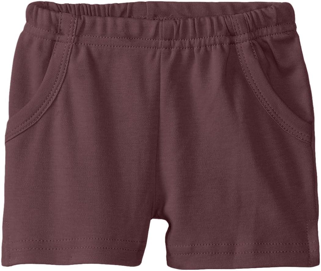 L'ovedbaby Unisex-Baby Newborn Organic Shorts: Clothing
