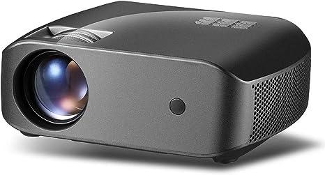 FULANTE Proyector, microproyección HD Resolución F10 1280 * 720 ...