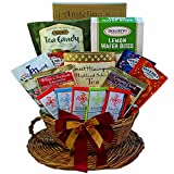 You're My Cup of Tea Gourmet Snacks Gift Basket
