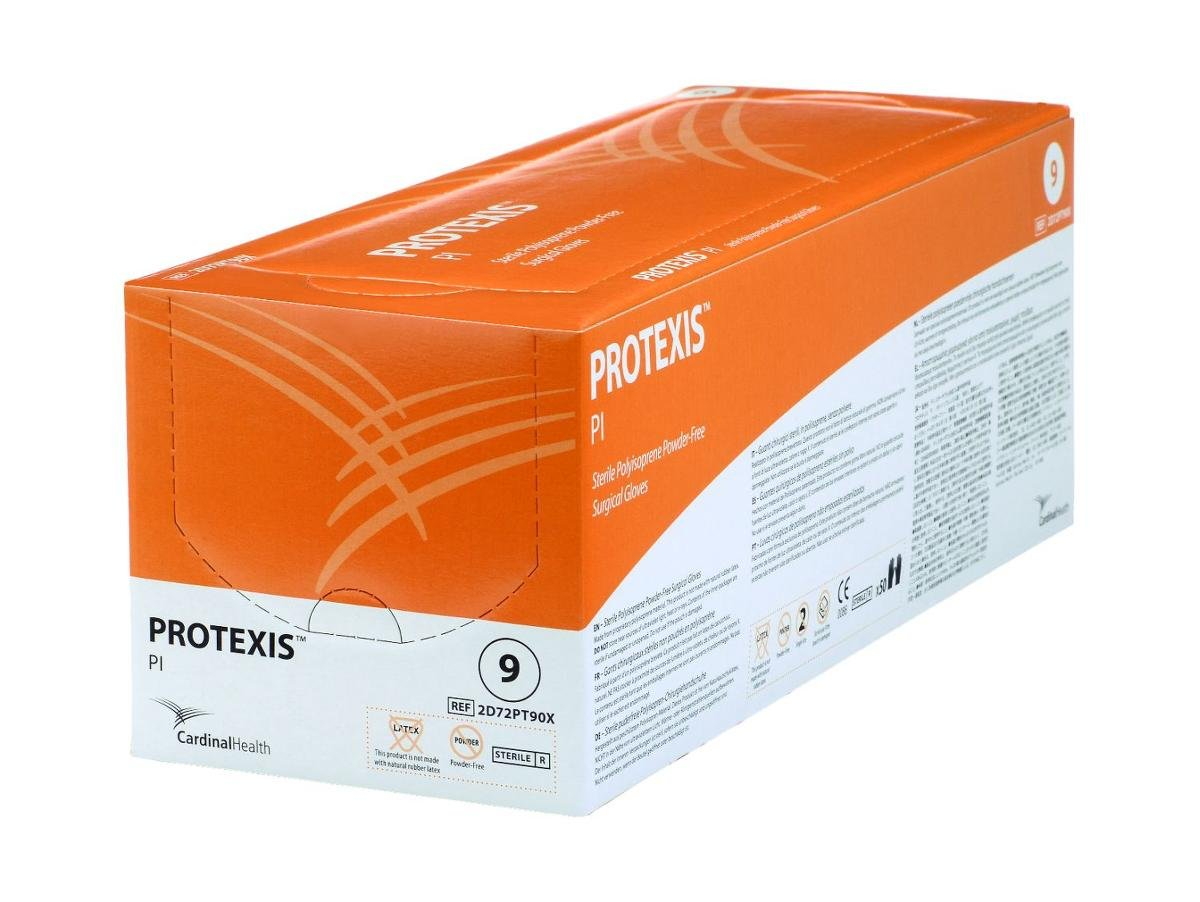 Barton Medical Corporation - BXT2D72PT55XZ : Protexis PF Syn Surgical Gloves by Cardinal Health