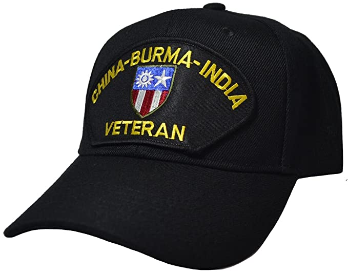 7266404a869 Image Unavailable. Image not available for. Color  China-Burma-India  Veteran Cap
