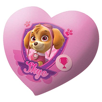 Amazon.com : Cojin Patrulla Canina Paw Patrol Forma Skye ...