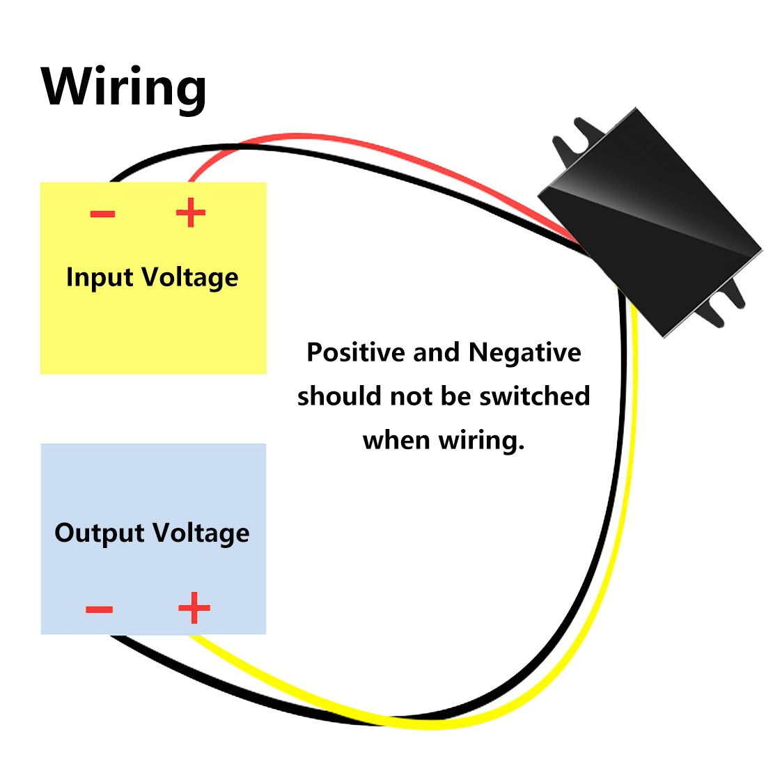 Aweking Waterproof DC/DC 12V Step Up to 19V 2A 38W Voltage Boost Converter Regulator Transformer Power Supply for Car Truck Vehicle CE listed