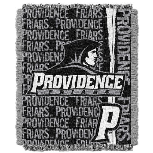 NCAA Providence College Friars 48 x 60-Inch Double Play Jacquard Triple Woven Throw by Northwest