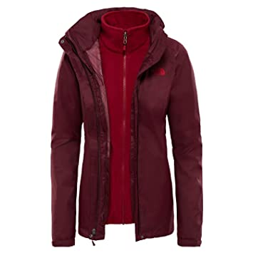 b98d9b3207 THE NORTH FACE Women s Evolve Ii Triclimate Jacket  Amazon.co.uk ...
