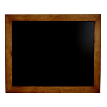 Pizarra negra mide 50 x 70 cm Pub Restaurante tiza borrable ...