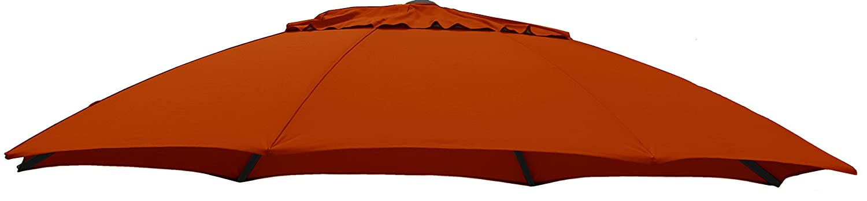 Sun Garden Parasol B131 Replacement Polyester to 375 CM terracotta