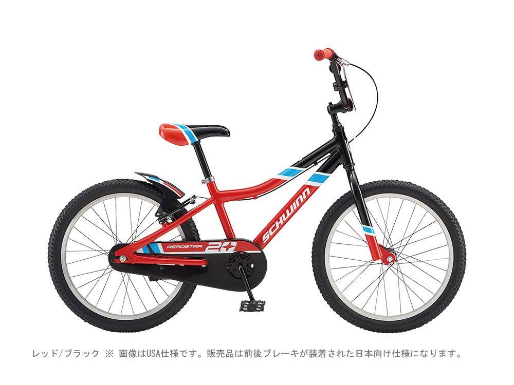 シュウィン(SCHWINN) 子供用自転車 SCW AEROSTAR レッド/ブラック 2018 B01MA6STQX
