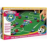 I.S.B.G. International Soccer Board Game