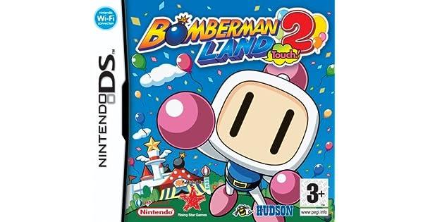 Bomberman Land Touch! 2 (Nintendo DS) by Rising Star: Amazon.es: Videojuegos