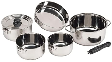 Review Stansport Family Cook Set