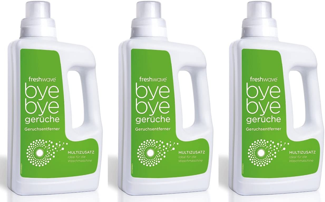 Lote 3 Aditivos Neutralizadores de Olor freshwave® 1L: Amazon.es ...