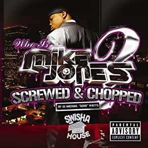 Who Is Mike Jones? (Screwed & Chopped)