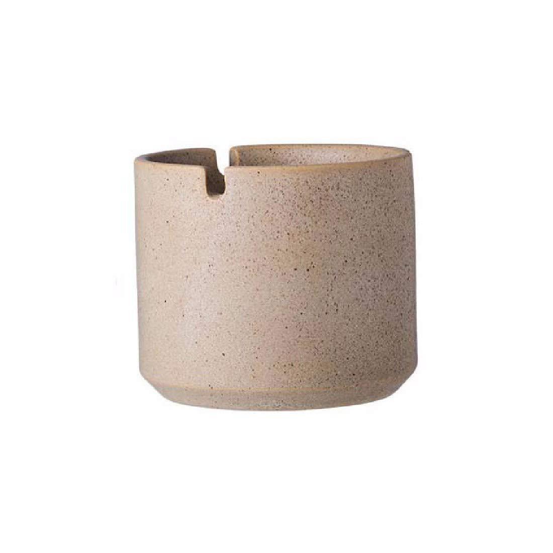 ZPSPZ ZPSPZ ZPSPZ cenicero Retro cenicero cenicero de cerámica casa Oficina Multifuncional de Gran Escala,Verde 04379e
