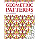 Geometric Patterns Colouring Book: 50 Unique Pattern Designs