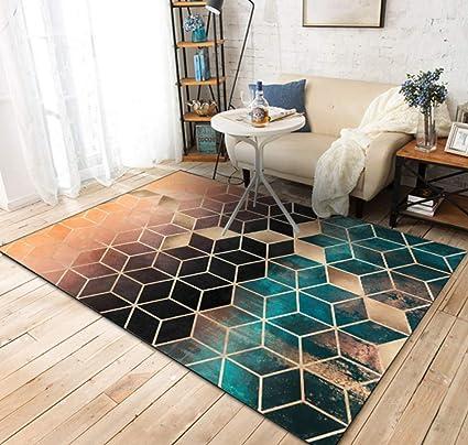 Amazon.de: PYQK Teppich Wohnzimmer Schlafzimmer Kinderzimmer ...