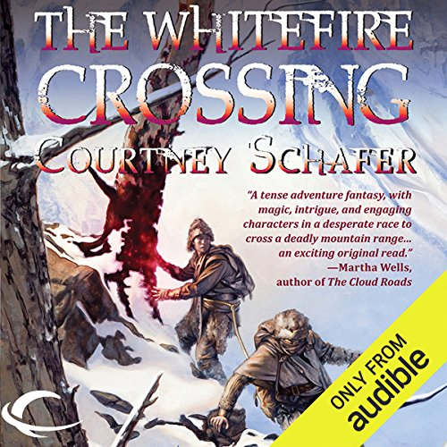 The Whitefire Crossing: The Shattered Sigil, Book 1