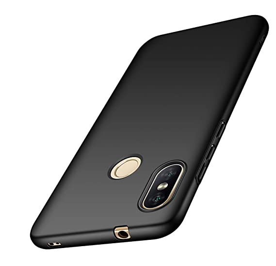 buy online 6a9df 60aef Xiaomi Mi A2 Lite/Redmi 6 Pro Case,MYLBOO Xiaomi Mi A2 Lite Back Cover  [Ultra-Thin] [Anti-Drop] [Shockproof] Slim Hard Plastic Case for Xiaomi Mi  A2 ...