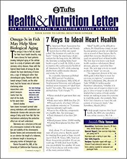 Tufts University Health Nutrition Letter