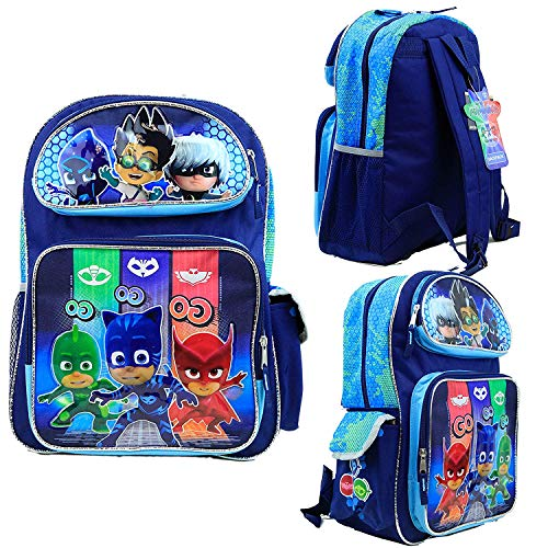 PJ Masks Large School Backpack 16