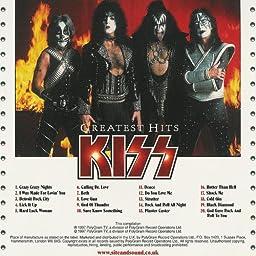 Kiss - Kiss - Greatest Hits - Amazon.com Music