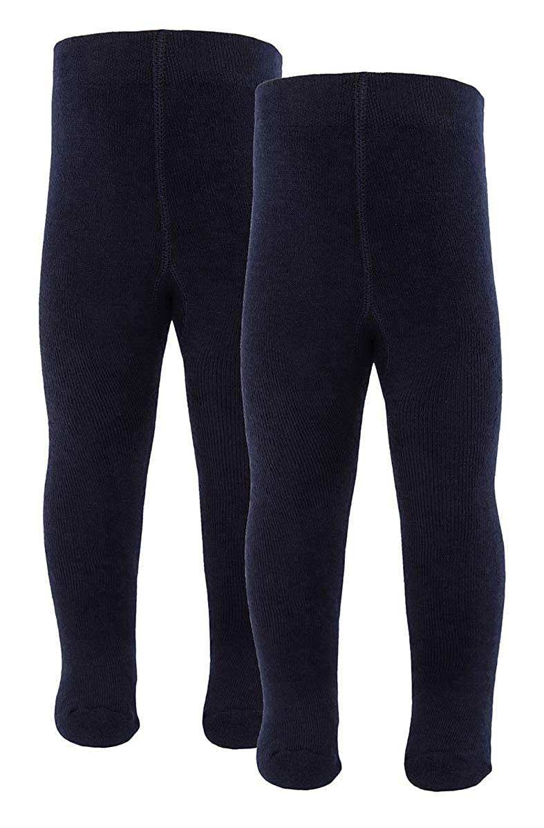Ewers 2-pack baby and children tight for girls and boys tight 98/% cotton uni basic MADE IN EUROPE