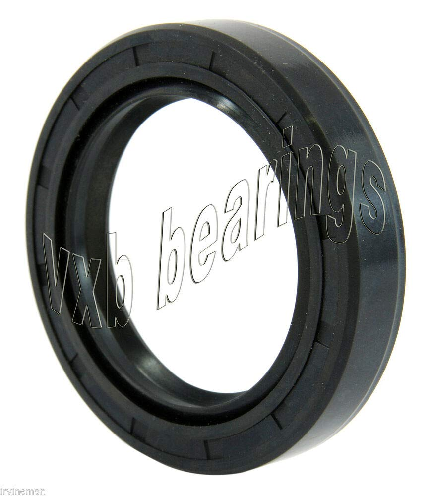 New Shaft Oil Seal TC80x100x8 Rubber Lip 80mm//100mm//8mm Metric AVX