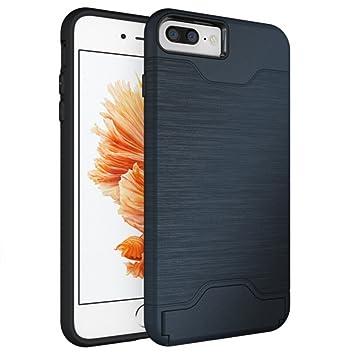 KATUMO Apple iPhone 7 Plus Fundas y Carcasas,Funda Silicona Cover iPhone 5.5