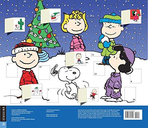 Peanuts Christmas Advent Calendar - Import It All