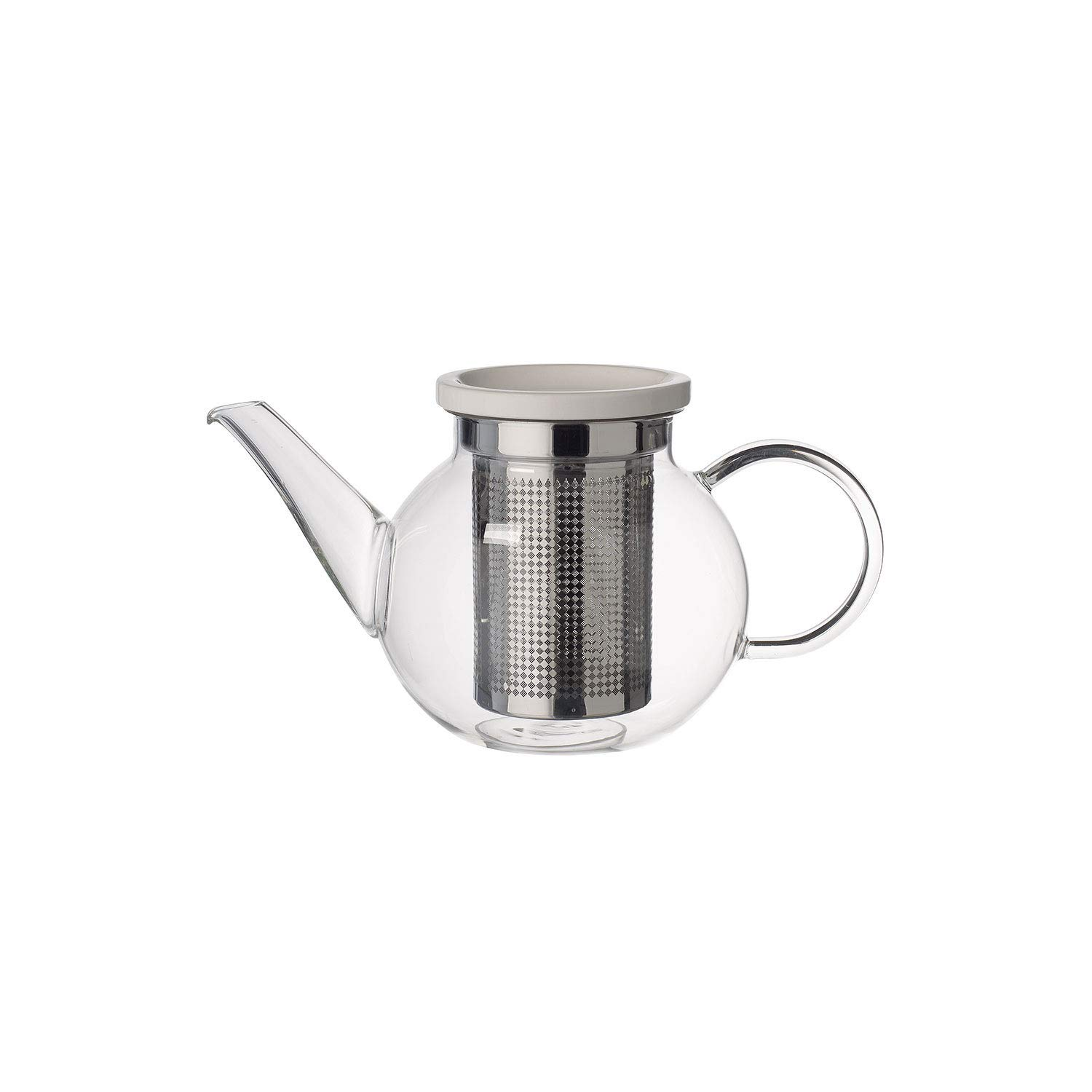 Villeroy & Boch 1172437270 Artesano Hot Beverages Small Teapot, Clear