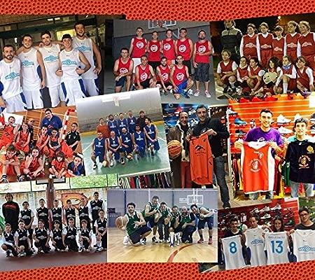 Equipación baloncesto Joma Aro Reversible: Amazon.es: Hogar