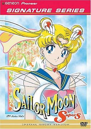 Sailor Moon Super S 1 & 2: Pegasus Collection USA DVD: Amazon.es: Cine y Series TV