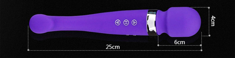 La MasturbacióN Femenina Multifrecuencia VibracióN Av Stick Impermeable Masajeador (Cuatro Estilos Disponibles): Amazon.es: Salud y cuidado personal