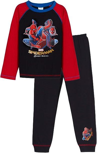 Size 4 Blue Marvel The Avengers Girls Top /& Bottoms Pajama Set