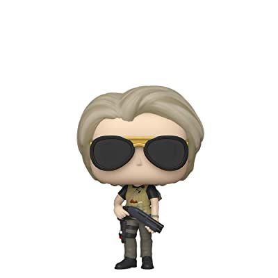 Funko Pop! Movies: Terminator Dark Fate - Sarah Conner (Styles May Vary): Toys & Games