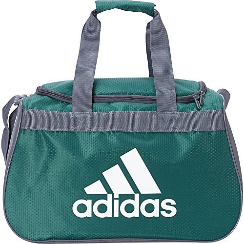 c3c5e3325a Galleon - Adidas Limited Edition Diablo Small Duffel Gym Bag In Bold Colors  - (Col. Green Onix White)