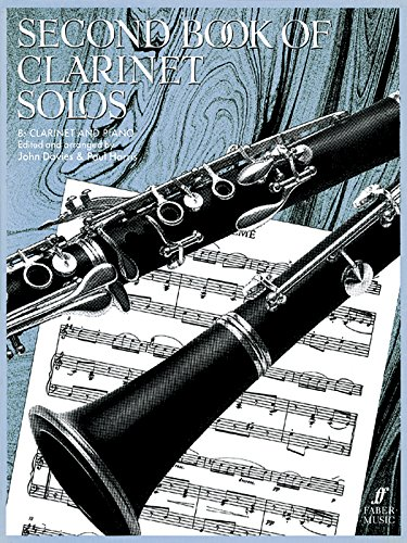 Second Book of Clarinet Solos (Faber Edition)