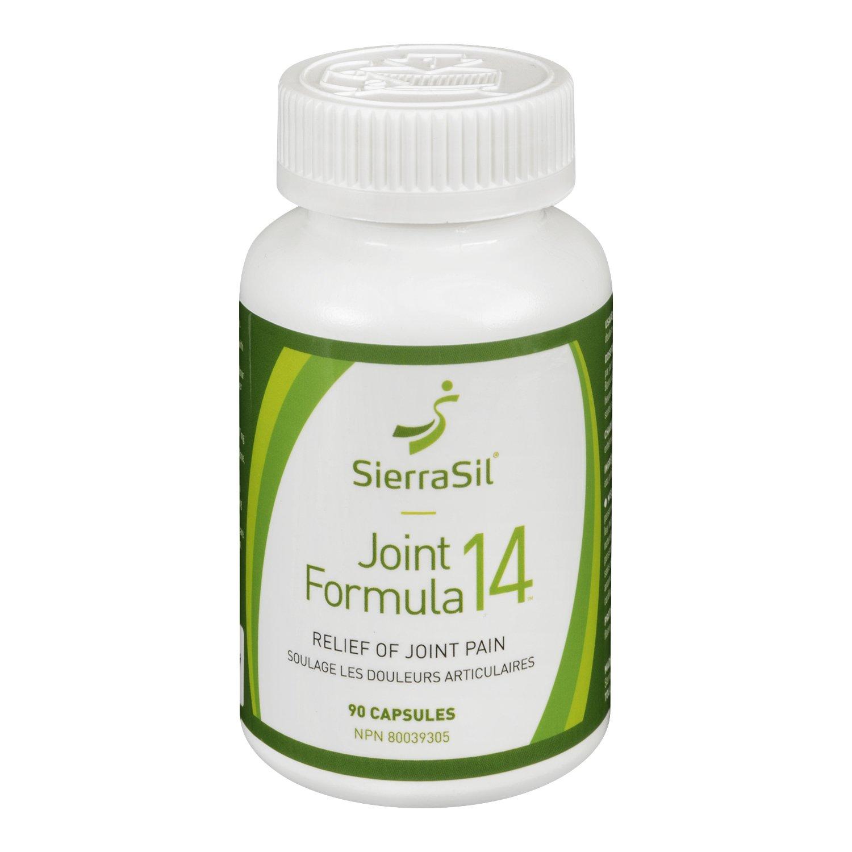 SIERRASIL Joint Formula Caps, 90 CT