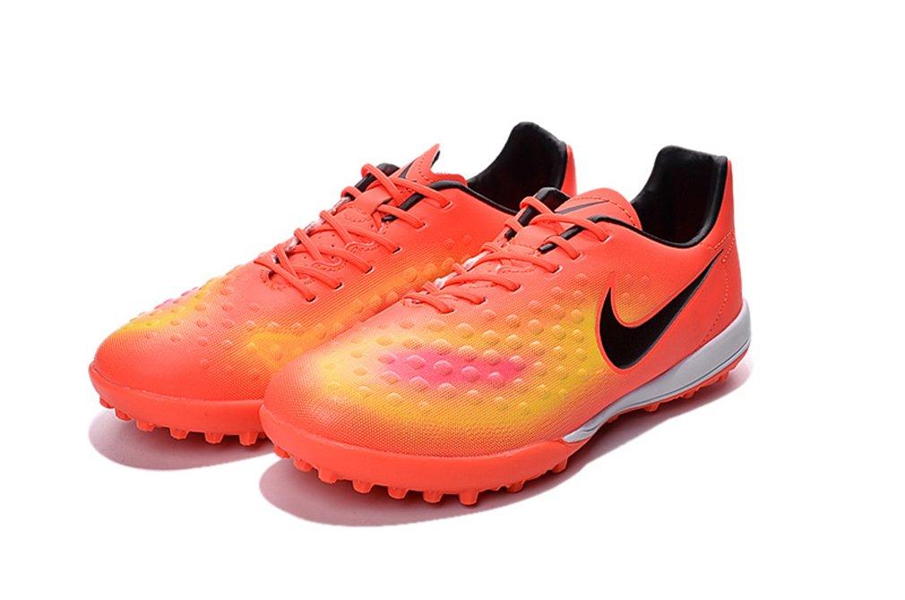 Nekcadft Generic Herren Orange Magista II 2 TF Fußball Schuhe Fußball Stiefel