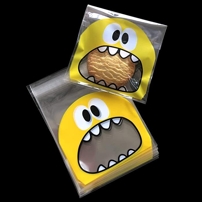 Top 10 Cellophane Flat Food Bags With Design