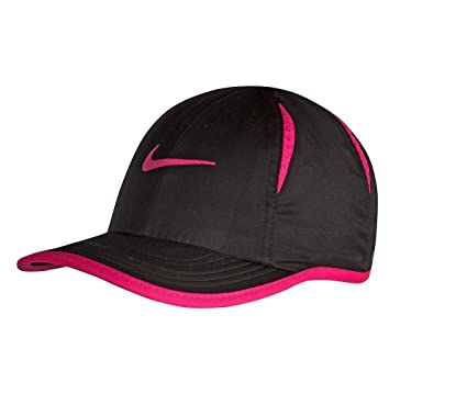 edef9200 ... uk nike kids dri fit featherlight printed adjustable hat black 1a2627  09 4806a 6757c ...