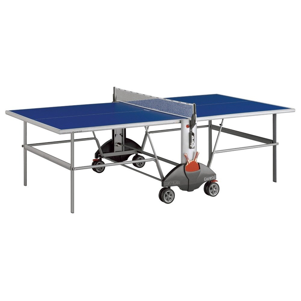 Amazon.com : Kettler Indoor Table Tennis Table   Champ 3.0 : Sports U0026  Outdoors